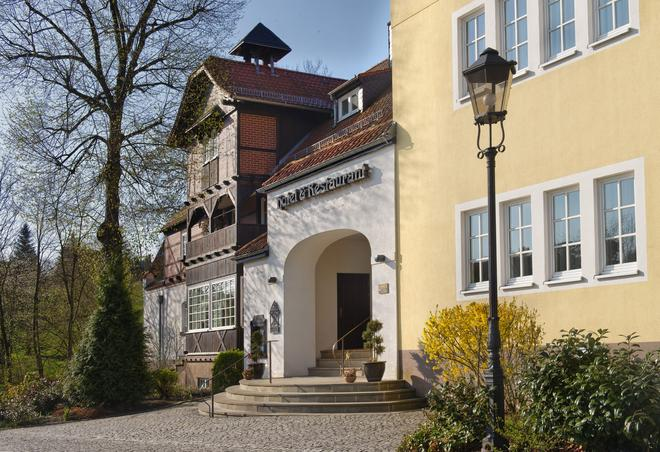 Hotel Villa Weltemühle Dresden - Dresden - Building