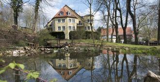 Hotel Villa Weltemühle Dresden - Dresden - Rakennus