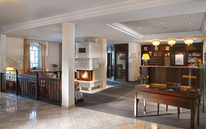 Hotel Villa Weltemühle Dresden - Dresden - Lobby
