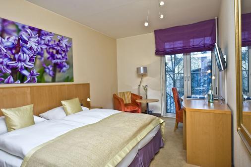 Berlin Mark Hotel - Berlin - Bedroom