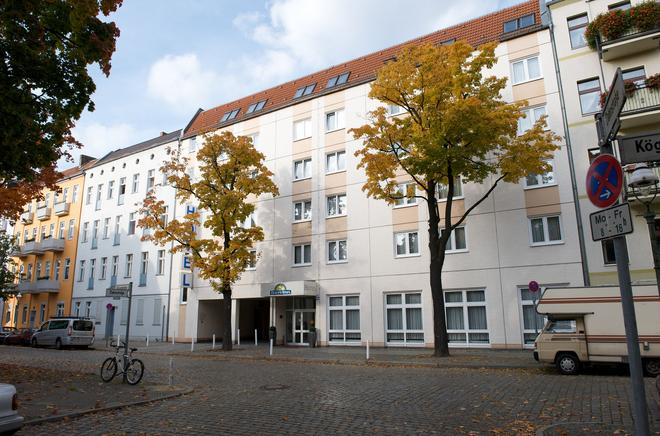 Good Morning Berlin City West - Berliini - Rakennus