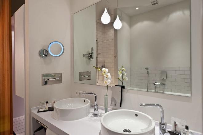 柏林米特溫德姆花園酒店 - 柏林 - 柏林 - 浴室