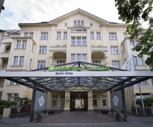 Wyndham Garden Berlin Mitte - Berliini - Rakennus