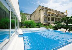 Radisson Blu Badischer Hof Hotel, Baden-Baden - Baden-Baden - Uima-allas