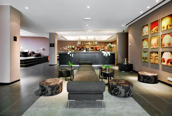 安特衛普溫德姆特萊普酒店 - 安特衛普 - 安特衛普 - 酒吧