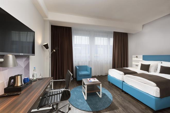 多特蒙德機場貝斯特韋斯特酒店 - 多特蒙德 - 多特蒙德 - 臥室