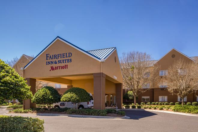 Fairfield Inn and Suites by Marriott Jacksonville Airport - Τζάκσονβιλ - Κτίριο