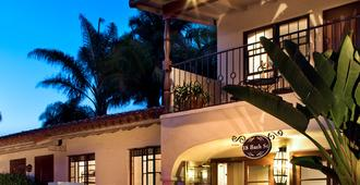 Casa Del Mar Inn - Santa Barbara - Edificio
