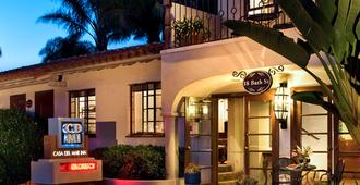 Casa Del Mar Inn - Santa Barbara - Building