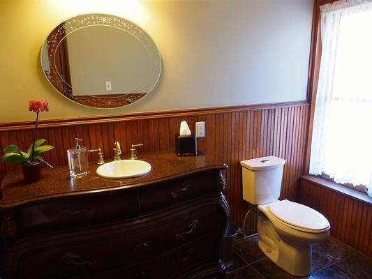 Patterson Inn - Denver - Kylpyhuone