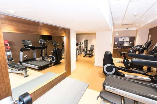 DoubleTree by Hilton London - Hyde Park - London - Gym