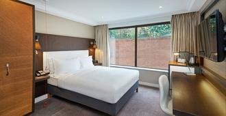 DoubleTree by Hilton Hotel London - Hyde Park - London - Bedroom