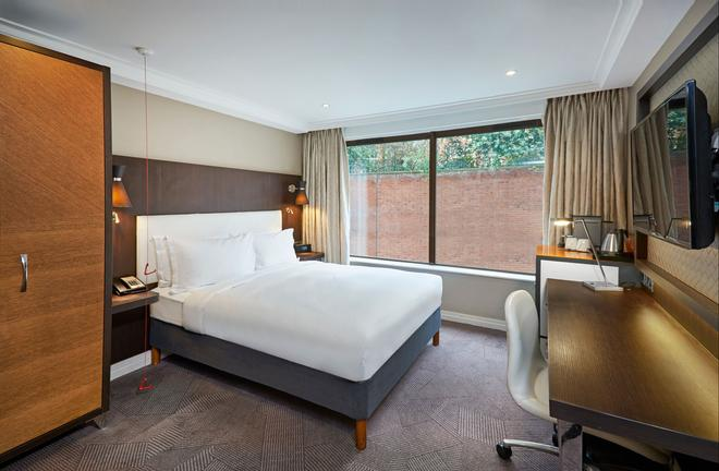 DoubleTree by Hilton London - Hyde Park - London - Bedroom