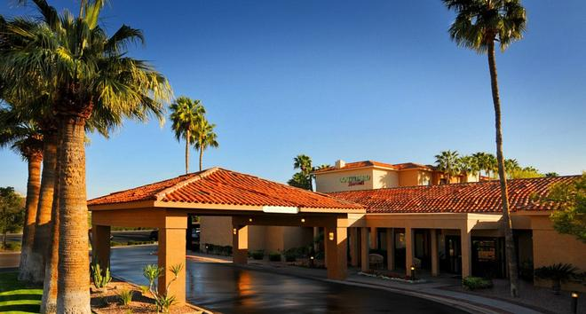 Courtyard by Marriott Phoenix Camelback - Phoenix - Building
