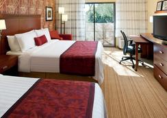 Courtyard by Marriott Phoenix Camelback - Phoenix - Bedroom