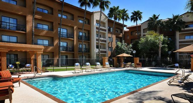 Courtyard by Marriott Phoenix Camelback - Phoenix - Pool