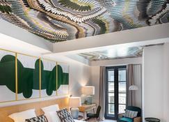 Maisons du Monde Hôtel & Suites - La Rochelle Vieux Port - La Rochelle - Bedroom