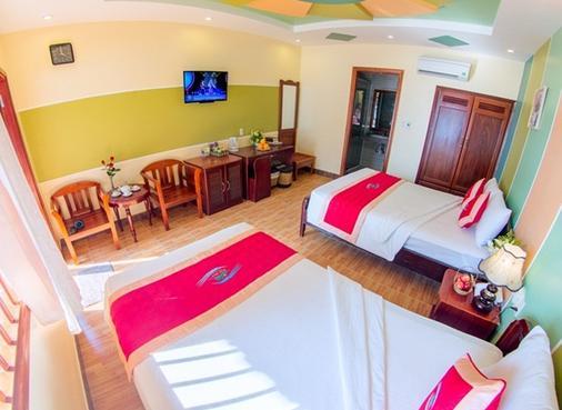 Kim Hoa Resort - Phu Quoc - Κρεβατοκάμαρα
