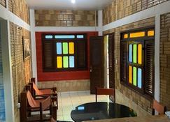 Chale Praia Residence - São Luís - Sala de estar
