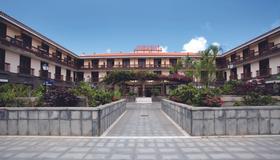 Apartamentos Be Smart Florida Plaza - Puerto de la Cruz - Κτίριο