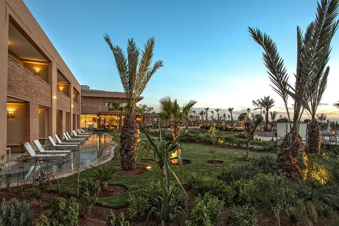 Be Live Collection Marrakech Adults Only - Marrakech - Rakennus