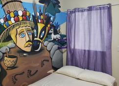 Casa Mokoron - Managua - Slaapkamer