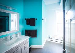 Cloudside Hotel - Nelson - Bathroom