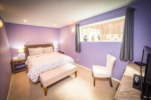 Cloudside Hotel - Nelson - Bedroom