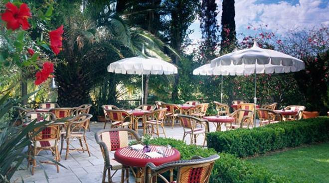 Chateau Marmont - Los Angeles - Patio