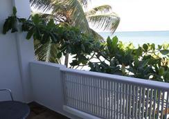 Hosteria Del Mar - San Juan - Balcony