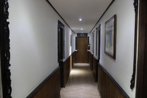 霍斯特里阿德爾瑪酒店 - 聖胡安 - 聖胡安 - 門廳