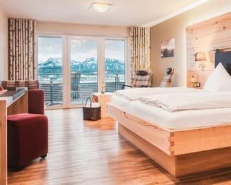 Landhotel Panorama - Seeg - Спальня