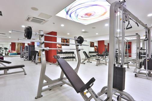 Qua Hotel - Istanbul - Gym