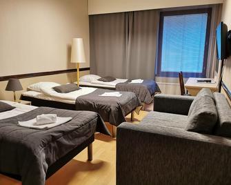 Sport Hotel Kantri - Kankaanpää - Bedroom