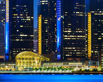 Detroit Marriott at the Renaissance Center - Detroit - Bygning
