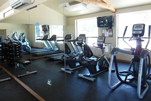房車渡假村及小屋洛杉磯莊園飯店 - 奧斯汀 - 健身房
