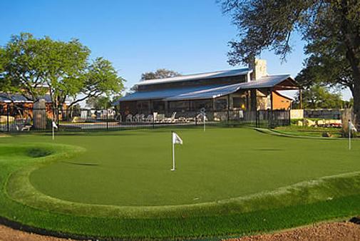 房車渡假村及小屋洛杉磯莊園飯店 - 奧斯汀 - 高爾夫球場