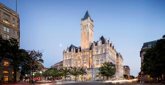 Trump International Hotel Washington DC - Вашингтон - Здание
