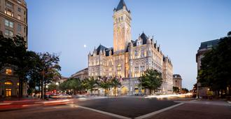 Trump International Hotel Washington DC - Washington - Rakennus