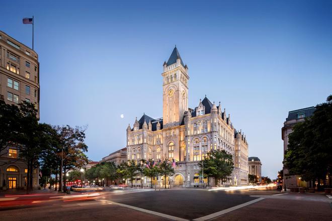 Trump International Hotel Washington DC - Washington - Rakennus