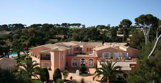 Hotel Imperial Garoupe - Antibes - Building