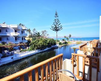Hotel Kalyves Beach - Kalyves - Balcony