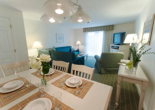 Cape Winds Resort - Hyannis - Phòng ăn