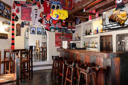 By Bush Telegraph Lodge - Γιοχάνεσμπουργκ - Bar