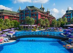 Siam Elegance Hotels & Spa - Belek - Edificio