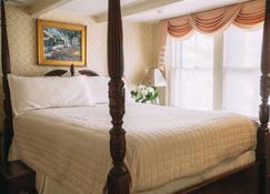 Cliff Lodge - Nantucket - Bedroom