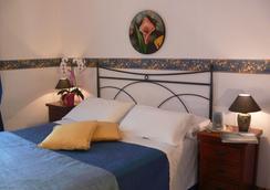 Villamirella - Palinuro - Bedroom
