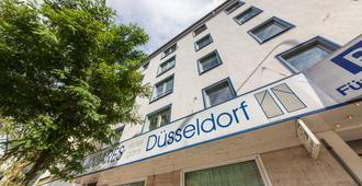 Hotel Antares Düsseldorf - Düsseldorf - Edificio