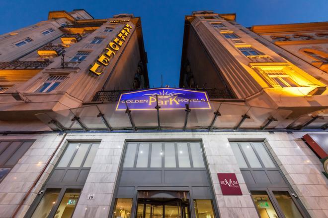 Hotel Golden Park Budapest - Budapest - Building