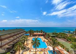 Galeri Resort Hotel - Okurcalar - Gebouw